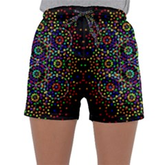The Flower Of Life Sleepwear Shorts