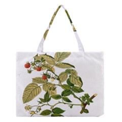 Berries Berry Food Fruit Herbal Medium Tote Bag by Nexatart