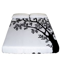 Flowers Landscape Nature Plant Fitted Sheet (king Size) by Nexatart