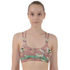 Cat Food Eating Breakfast Gourmet Line Them Up Sports Bra