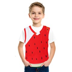 Fruit Harvest Slice Summer Kids  Sportswear by Nexatart