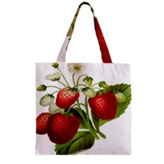 Food Fruit Leaf Leafy Leaves Grocery Tote Bag by Nexatart