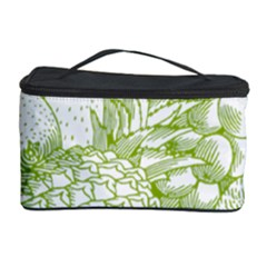 Fruits Vintage Food Healthy Retro Cosmetic Storage Case by Nexatart