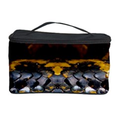 Textures Snake Skin Patterns Cosmetic Storage Case