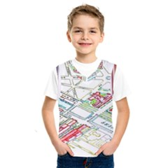 Paris Map Kids  Sportswear