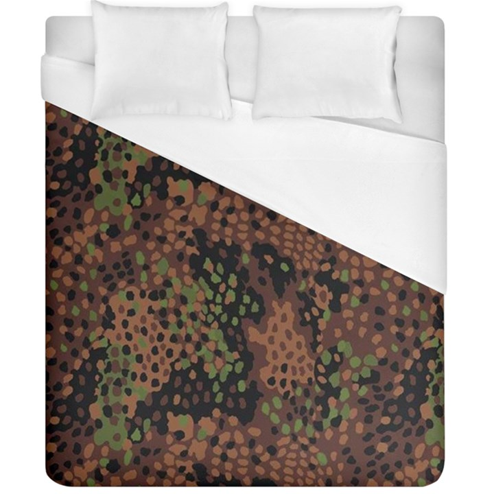 Digital Camouflage Duvet Cover (California King Size)