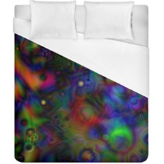 Full Colors Duvet Cover (california King Size) by BangZart