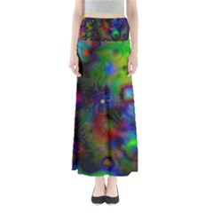Full Colors Full Length Maxi Skirt