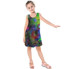 Full Colors Kids  Sleeveless Dress