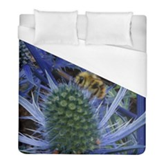 Chihuly Garden Bumble Duvet Cover (full/ Double Size)