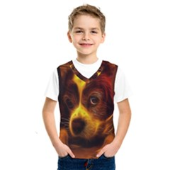Cute 3d Dog Kids  Sportswear
