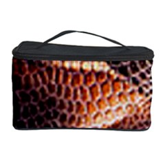 Snake Python Skin Pattern Cosmetic Storage Case