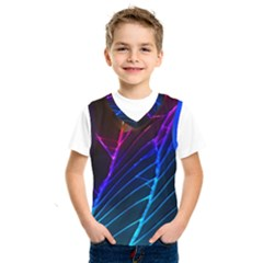 Cracked Out Broken Glass Kids  Sportswear