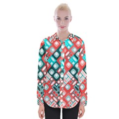 Pattern Factory 32d Womens Long Sleeve Shirt by MoreColorsinLife