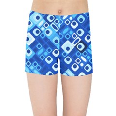 Pattern Factory 32e Kids Sports Shorts by MoreColorsinLife