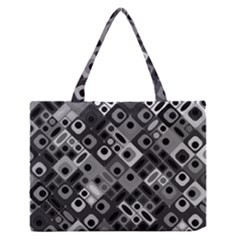 Pattern Factory 32f Medium Zipper Tote Bag by MoreColorsinLife