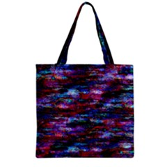 Fairy Earth Tree Texture Pattern Grocery Tote Bag by KirstenStar