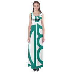 Seal Of Isfahan  Empire Waist Maxi Dress by abbeyz71