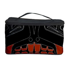 Traditional Northwest Coast Native Art Cosmetic Storage Case by BangZart