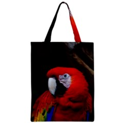Scarlet Macaw Bird Classic Tote Bag