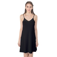 Black Camis Nightgown