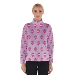 Alien Pattern Pink Winterwear
