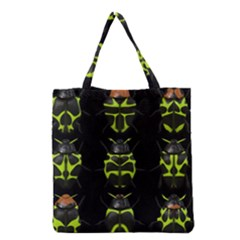 Beetles Insects Bugs Grocery Tote Bag