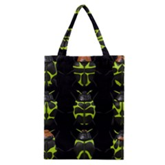 Beetles Insects Bugs Classic Tote Bag by BangZart