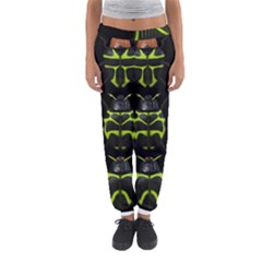 Beetles Insects Bugs Women s Jogger Sweatpants