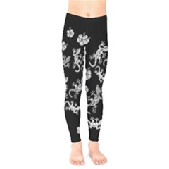 Ornate Lizards Kids  Legging