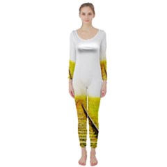 Landscape Long Sleeve Catsuit