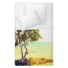 Landscape Duvet Cover (single Size) by Valentinaart