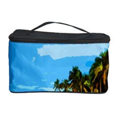 Landscape Cosmetic Storage Case by Valentinaart