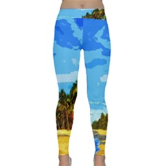 Landscape Classic Yoga Leggings