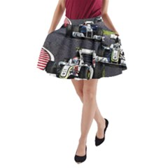 Formula 1 A Line Pocket Skirt