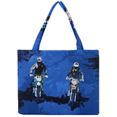 Motorsport  Mini Tote Bag by Valentinaart