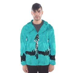 Motorsport  Hooded Wind Breaker (men)