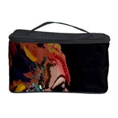 Transvestite Cosmetic Storage Case by Valentinaart