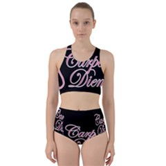 Carpe Diem  Bikini Swimsuit Spa Swimsuit