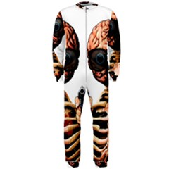 Do What Your Brain Says Onepiece Jumpsuit (men)