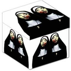 Horror Nuns Storage Stool 12