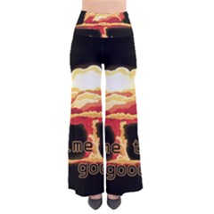 Nuclear Explosion Pants by Valentinaart