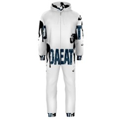 Great Dane Hooded Jumpsuit (men)