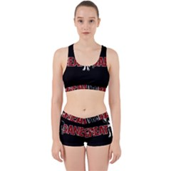 Great Dane Work It Out Sports Bra Set