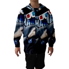 The Shark Movie Hooded Wind Breaker (kids)