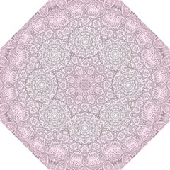 Pink Mandala art  Folding Umbrellas