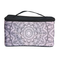 Pink Mandala art  Cosmetic Storage Case