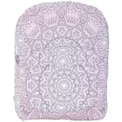 Pink Mandala art  Full Print Backpack