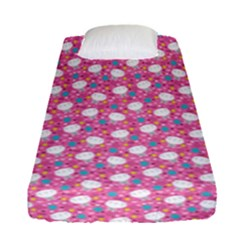 Cute Cats Iii Fitted Sheet (single Size) by tarastyle