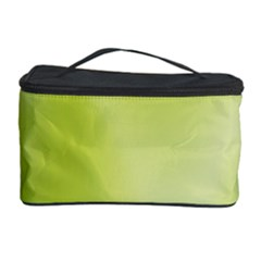 Green Soft Springtime Gradient Cosmetic Storage Case by designworld65